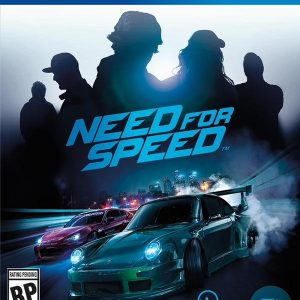 Need For Speed Secundaria (PS4)