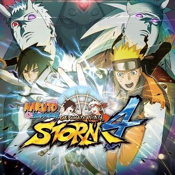 Naruto Shippuden Ultimate Ninja Storm 4 Secundaria (PS4)