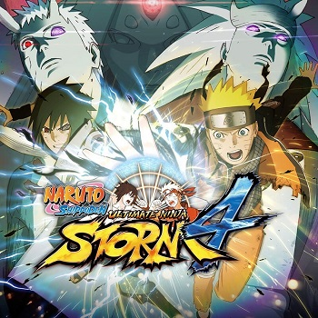 Naruto Shippuden Ultimate Ninja Storm 4 Primaria (PS4)