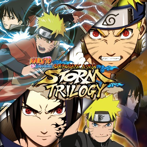 Naruto Shippuden Ultimate Ninja Storm Trilogy Secundaria (PS4)