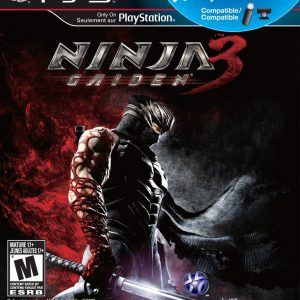 Ninja Gaiden 3 Razor Edge (PS3)