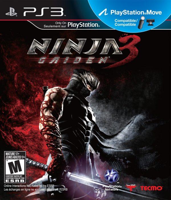 Ninja Gaiden 3 Razor Edge (PS3)