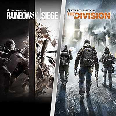 PACK Tom Clancy's Rainbow Six Siege + The Division Secundaria (PS4)