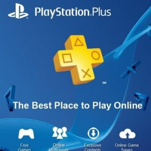 PS PLUS 3 Meses (USA)