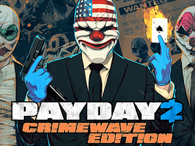PAYDAY 2 Primaria (PS4)