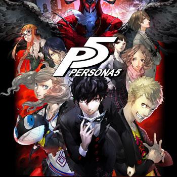 Persona 5 Secundaria (PS4)