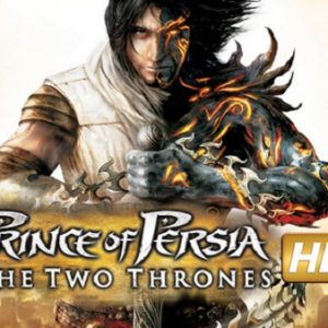 Prince Of Persia The Two Thrones HD (PS3)