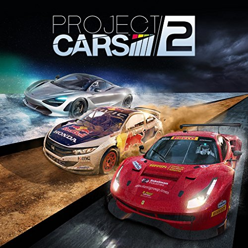 Project CARS 2 Secundaria (PS4)