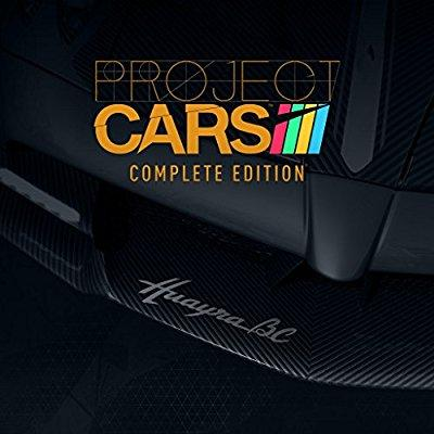 Project Cars Complete Edition Primaria (PS4)