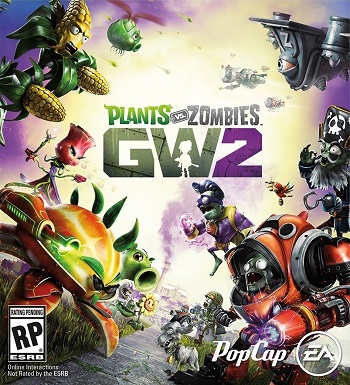 Plants vs Zombies Garden Warefare 2 Secundaria (PS4)