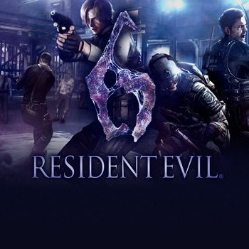 Resident Evil 6 Secundaria (PS4)