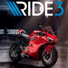 PRE-Venta RIDE 3 Primaria (PS4)