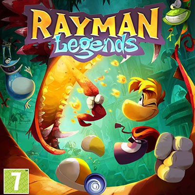 Rayman Legends - Uplay (PC)