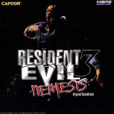 Resident Evil 3 Nemesis - PS One Classic (PS3)