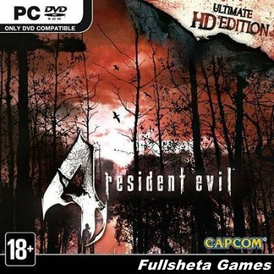 Resident Evil 4 Ultimate HD Edition - Steam (PC)