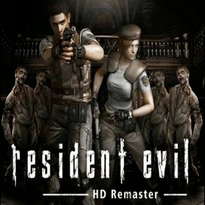 Resident Evil HD Remaster - Steam (PC)