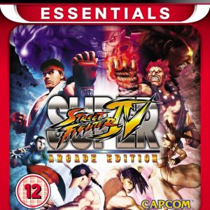Super Street Fighter 4 Arcade Edition (PS3)