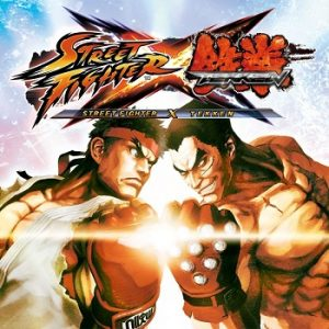 Street Fighter vs Tekken (PS3)