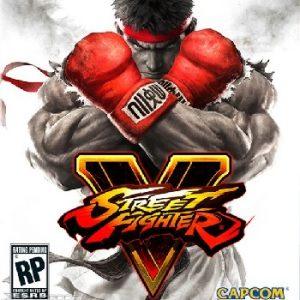 Street Fighter V Secundaria (PS4)