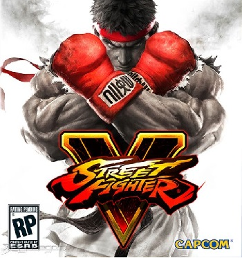 Street Fighter V Secundaria (PS4)
