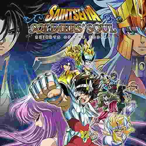 Saint Seiya Soldiers' Soul Secundaria (PS4)