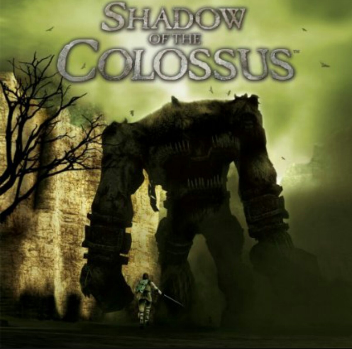 Shadow Of The Colossus (PS3)