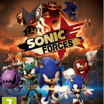 Sonic Forces Digital Bonus Edition Secundaria (PS4)
