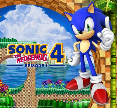Sonic The Hedgehog 4 Episode I (PS3)