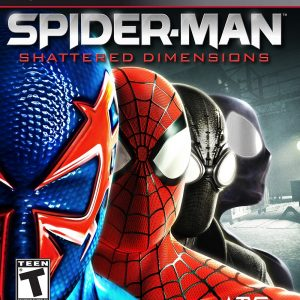 Spiderman Shattered Dimensions (PS3)