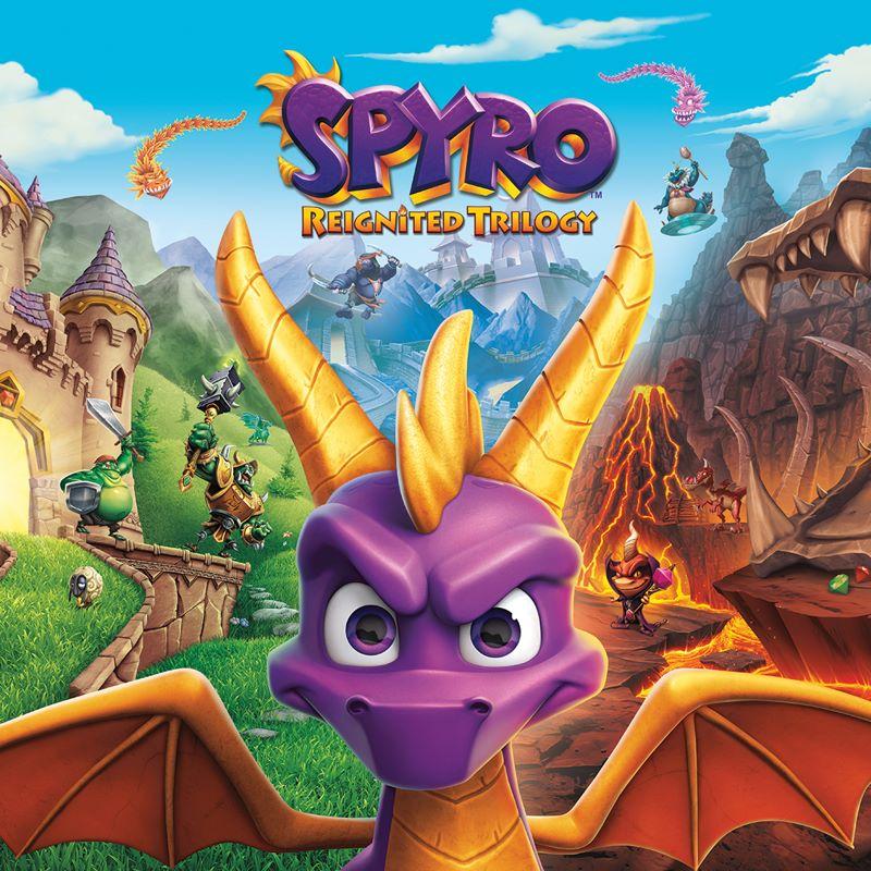 Spyro Reignited Trilogy Secundaria (PS4)