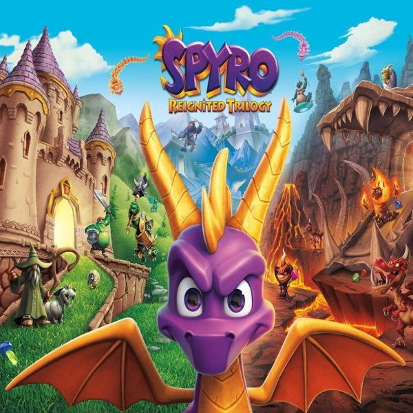 Spyro Reignited Trilogy Juegos Playstation4