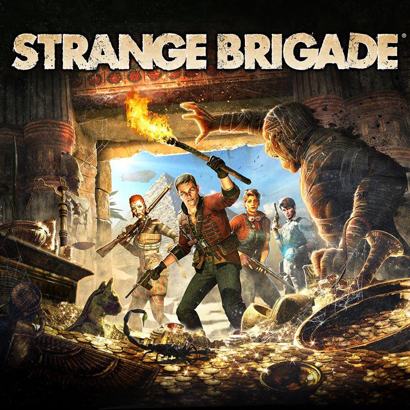Strange Brigade Primaria (PS4)