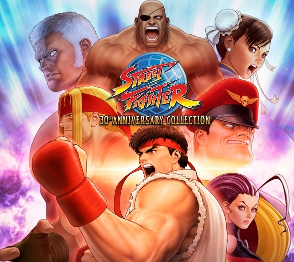 Street Fighter 30th Anniversary Collection Primaria (PS4)
