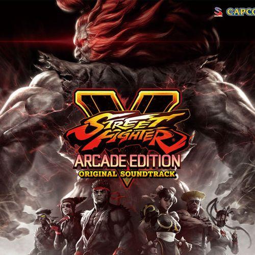Street Fighter V Arcade Edition Secundaria (PS4)