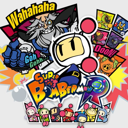 Super Bomberman R Primaria (PS4)