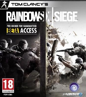 Tom Clancy's Rainbow Six Siege Secundaria (PS4)