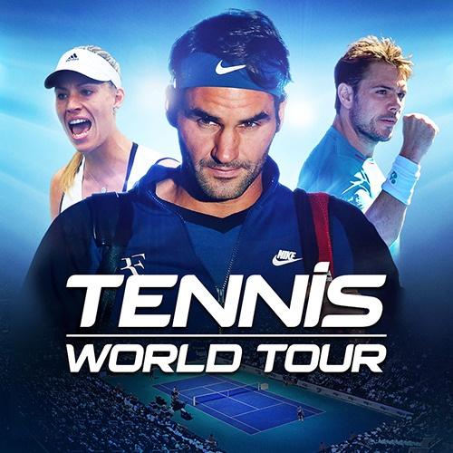 Tennis World Tour Primaria (PS4)