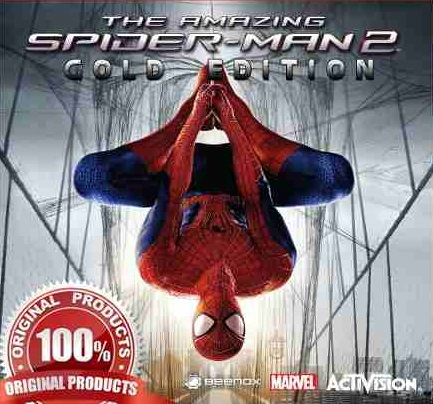 The Amazing Spider-Man 2 GOLD (PS3)