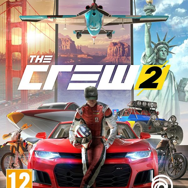 The Crew 2 Secundaria (PS4)