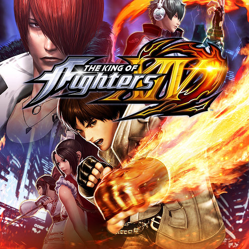 The King of Fighters XIV Secundaria (PS4)