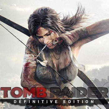 Tomb Raider: Definitive Edition Secundaria (PS4)