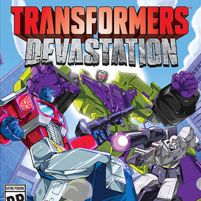 Transformers: Devastation Primaria (PS4)
