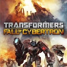 Transformers: Fall of Cybertron Primaria (PS4)
