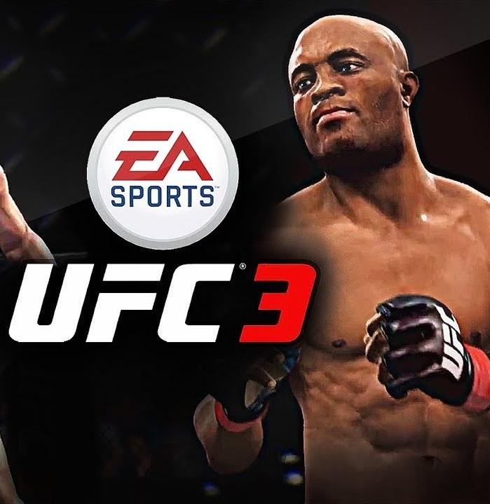 UFC 3 Secundaria (PS4)