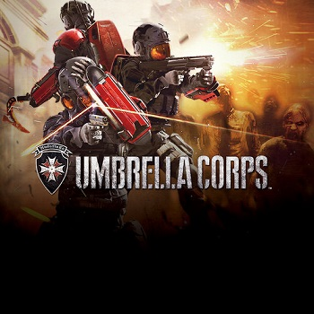 Umbrella Corps Secundaria (PS4)