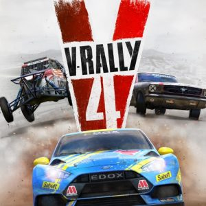 V-Rally 4 Primaria (PS4)