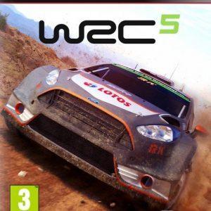 World Rally Championship 5 (PS3)