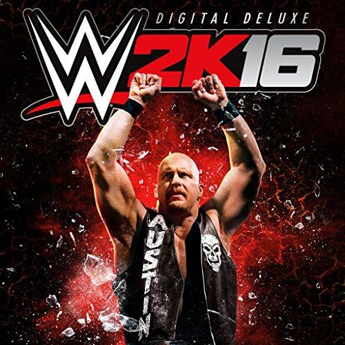 WWE 2K16 Deluxe Primaria (PS4)