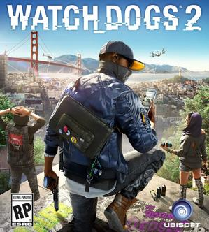 Watch Dogs 2 Secundaria (PS4)