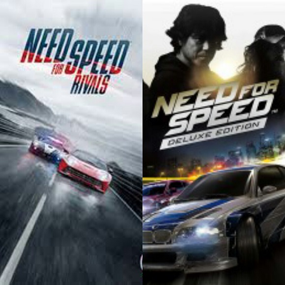 Need for Speed™ Deluxe Bundle Primaria (PS4)